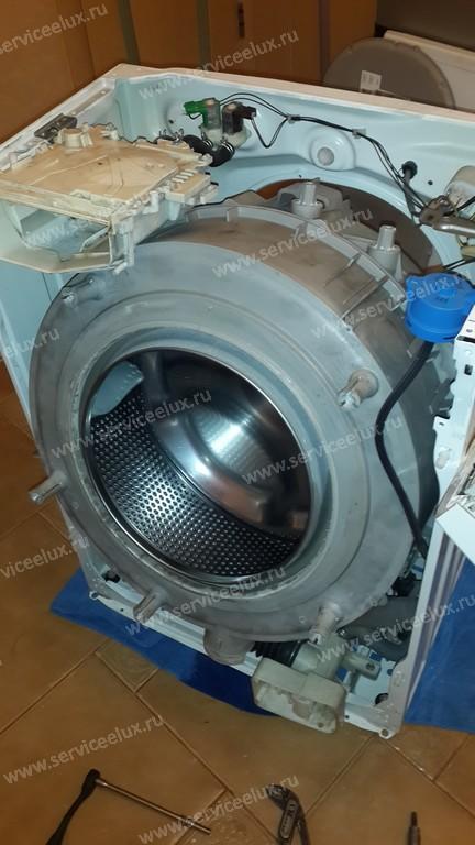 Замена подшипников в стиральной машине электролюкс своими руками